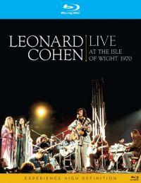 Cover Leonard Cohen - Live At The Isle Of Wight 1970 [DVD]